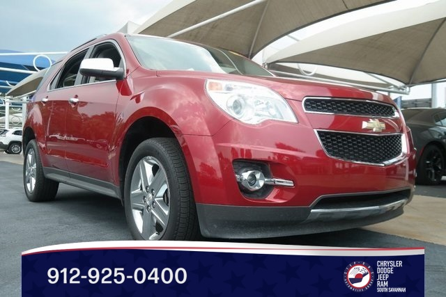 Pre-Owned 2015 Chevrolet Equinox LTZ