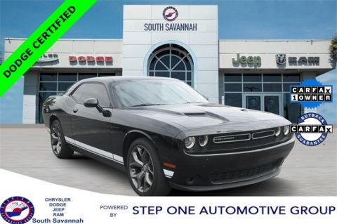 Certified Pre-Owned 2016 Dodge Challenger SXT